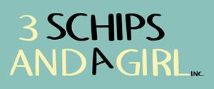 3 Schips and a Girl Logo